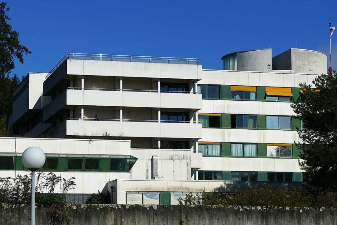 Das Kreiskrankenhaus in Rheinfelden  | Foto: Verena Pichler