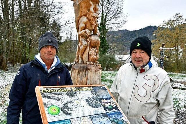 Ein neuer Rundgang verrät viel über Freiburg-Kappels Bergbaugeschichte