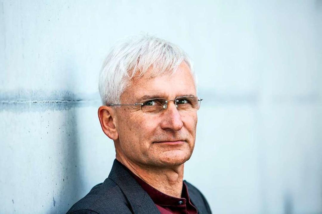 Gerhard Zickenheiner    Foto: Paul-Philipp Braun