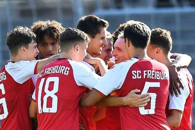 Warum spielt der SC Freiburg II so gut?