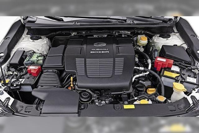 Subaru unter Strom