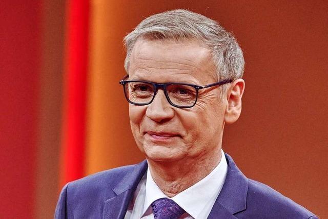 Günther Jauch sagt TV-Auftritt wegen Corona-Infektion ab