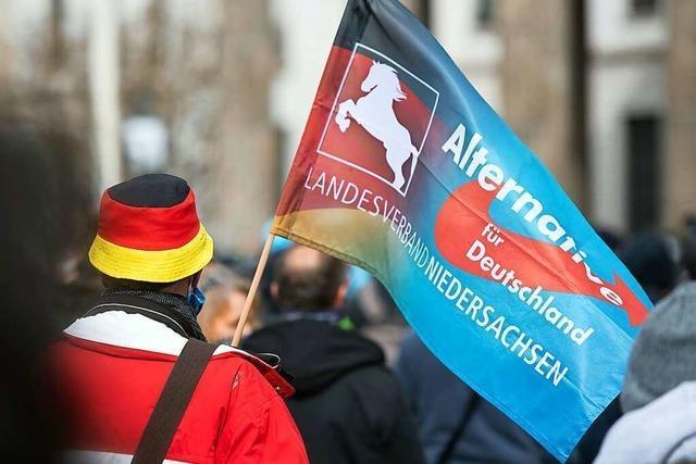 Alte Themen, teils neue Begründungen: Das Wahlprogramm der AfD
