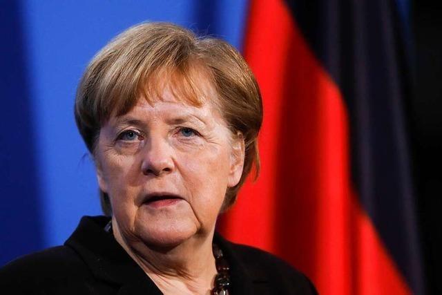 Merkel will Corona-Maßnahmen bundesweit einheitlich regeln