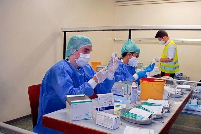 Kurzfristig neuer Corona-Impftermin in Laufenburg für Ü-70-Jährige