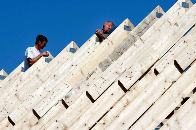 Holzpreis steigt seit Jahresbeginn stark und belastet Handwerker