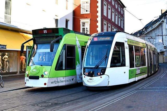 So verändern Gleisarbeiten den Verkehr in der Freiburger Innenstadt