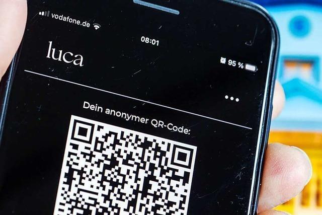 Landkreis Lörrach bereitet sich auf die Nutzung der Luca-App vor