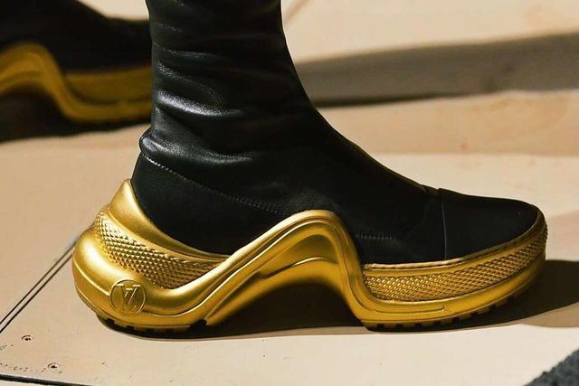 Sneaker als Anlageobjekt