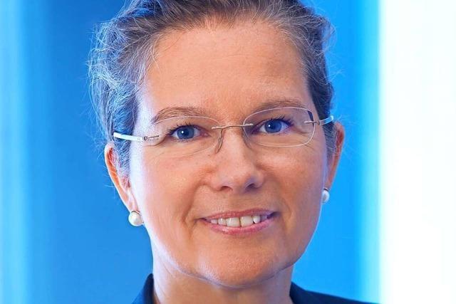 Diana Stöcker tritt für die CDU zur Bundestagswahl an