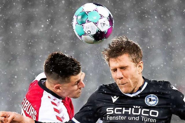 Live-Ticker: DSC Arminia Bielefeld vs. SC Freiburg