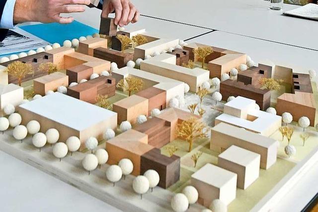 Bauen, wohnen oder kaufen: Online-Anmeldung für Freiburg-Dietenbach läuft