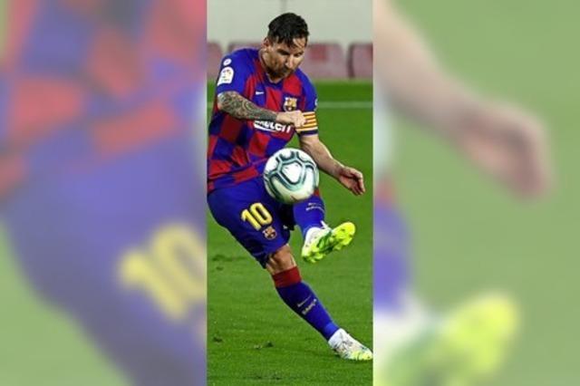 Profitiert Atletico vom Klassiker?