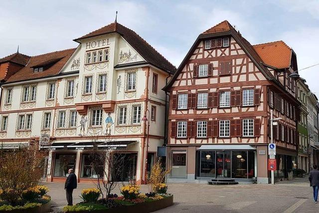 Bäckerei Dreher schließt das Kaffeehaus in der Innenstadt von Lahr