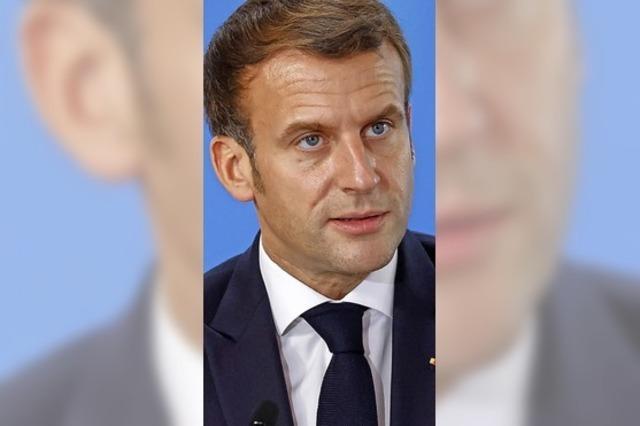 Macron schließt die Elitehochschule ENA