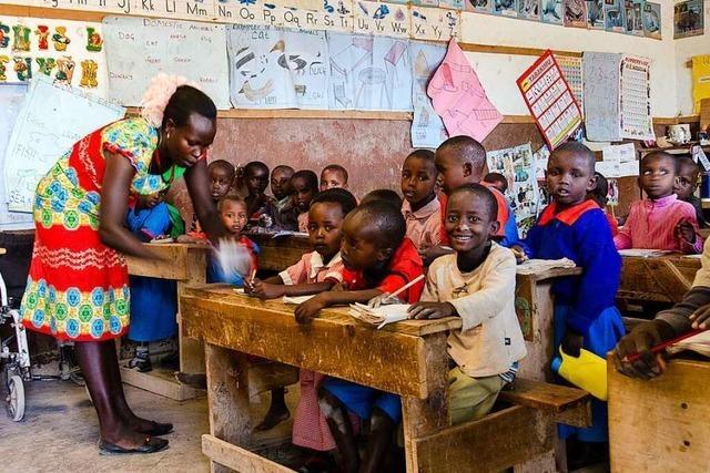 Der Förderverein Nordkenia ist ein Vater-Sohn-Projekt