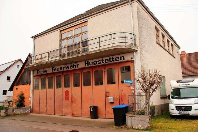 Vorgaben für Käufer des alten Feuerwehrhauses in Hugstetten