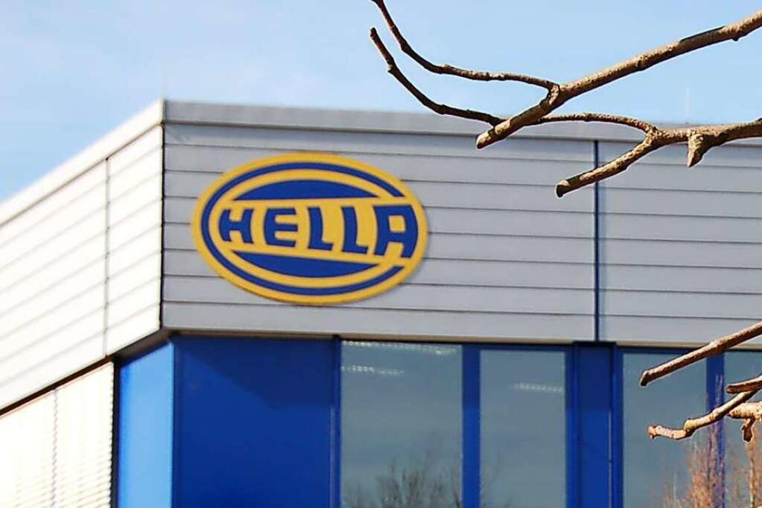 Das Hella-Werk in Wembach  | Foto: Kathrin Blum