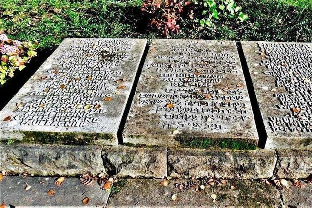 Am 12. April 1945 ermordeten SS-Leute in Offenburg transportunfähige KZ-Häftlinge