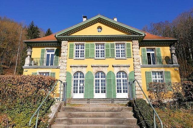 Die Baldenweger Villa in Wittental – ein Haus mit bewegter Geschichte