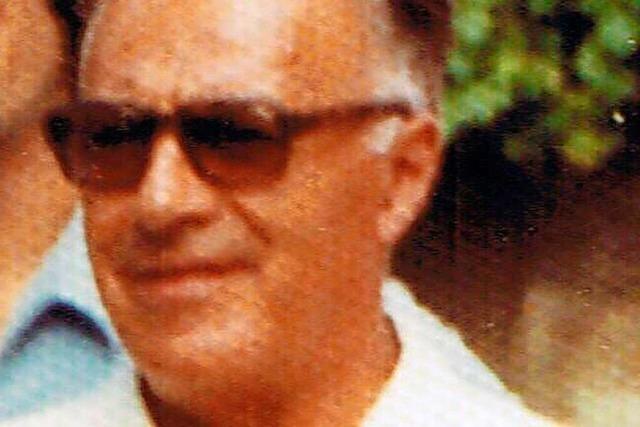 Max Bürgin war ein geachteter Metzger und Förderer zahlreicher Vereine