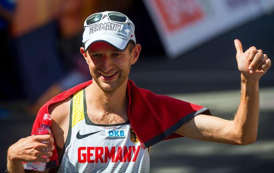 Carl Dohmann bewies bei der Qualifikat...der einmal seine Strategiefähigkeiten.  | Foto: Hendrik Schmidt