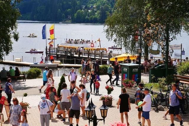 An den touristischen Hotspots im Schwarzwald kann es schnell eng werden - das soll sich ändern
