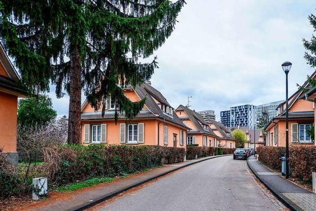Die Cité Ungemach in Straßburg war eine Art Versuchslabor