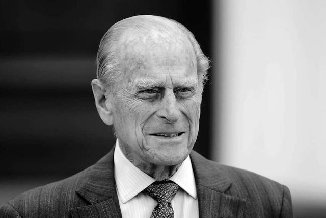 Trauerfeier für Prinz Philip findet am kommendem Samstag statt – pandemiebedingt im kleinen Rahmen