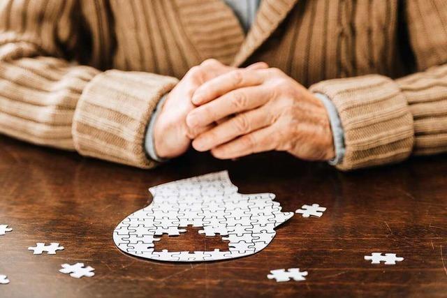 Wie Parkinson das Leben eines Ehepaars aus Rheinfelden veränderte