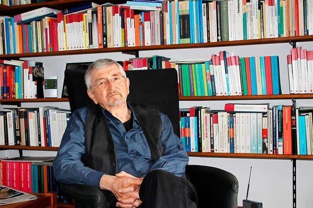 Was macht Herbert Uhl, ehemaliger Büchereileiter in Kandern