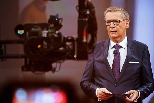 Günther Jauch: Ich lasse mich impfen - egal mit welchem Impfstoff