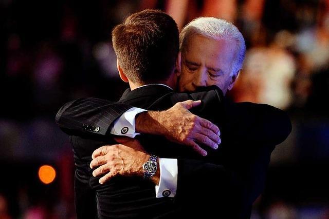 Joe Biden macht mit seinen Emotionen Politik – das ist in Deutschland schwer vorstellbar