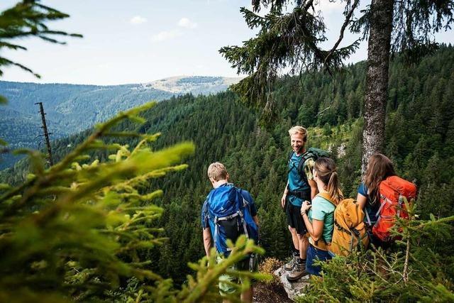 Der Vorsitzende des Lörracher Schwarzwaldvereins sorgt sich um Wald und Verein
