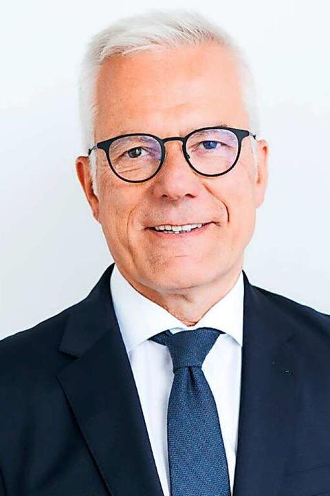 Thomas Zawalski (62) tritt auf Platz 2...destagswahl im Wahlkreis Offenburg an.    Foto: privat