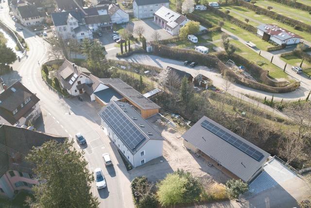 Wie ein Badenweiler Bürger Strom an seine Nachbarn verkauft
