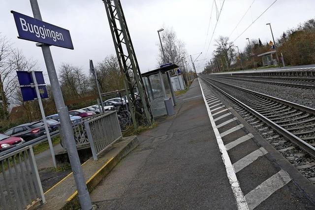 Buggingen will seinen neuen Bahnhof besser anbinden