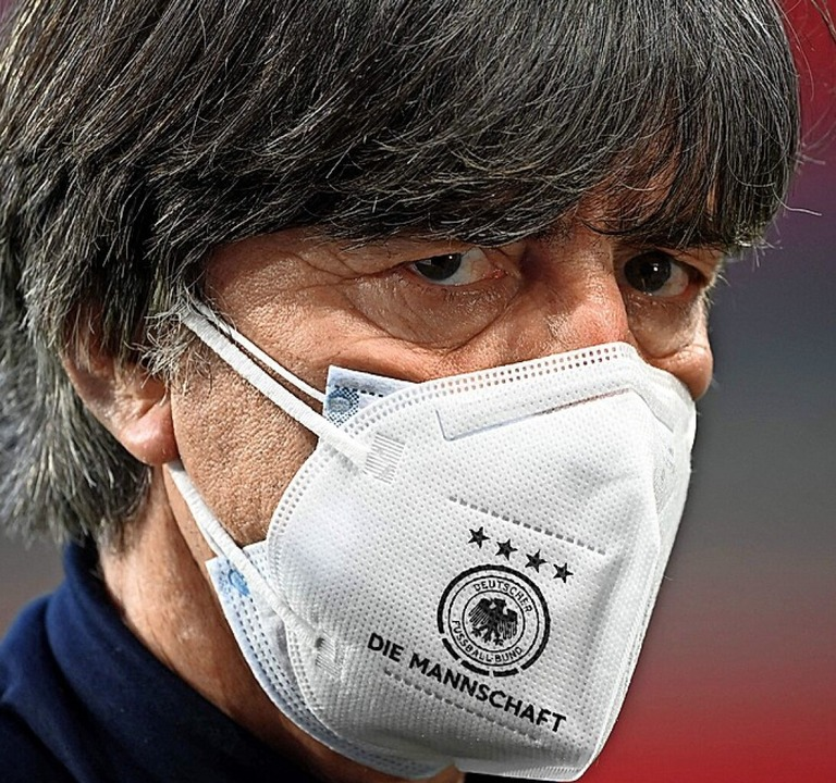 Joachim Löw    Foto: INA FASSBENDER (AFP)