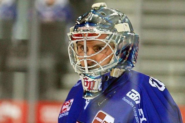 Eriksson ist der große Rückhalt der Wild Wings