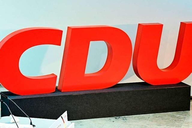 Diana Stöcker will das CDU-Mandat im schwierigen Zeiten verteidigen