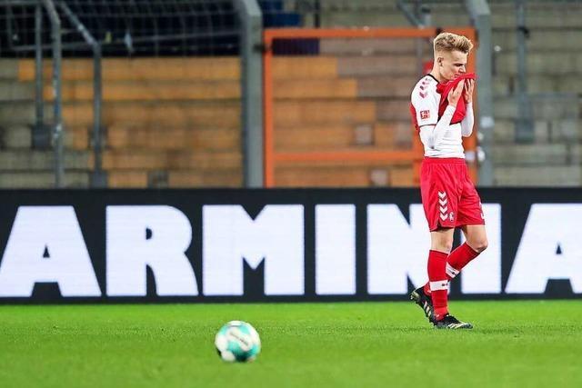 SC Freiburg hat mit eigenem Ballbesitz zu kämpfen – unter anderem