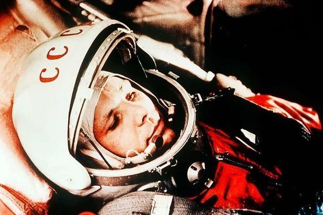 Als Juri Gagarins zum ersten Superstar der Sowjetunion wurde