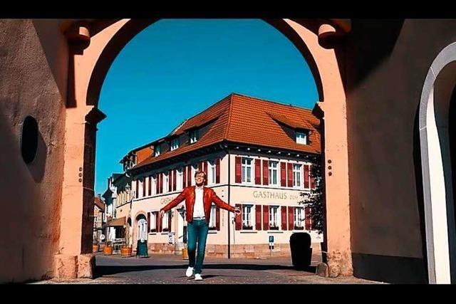 Im Interview verrät Hansy Vogt, was er an seiner Wahlheimat Ettenheim liebt