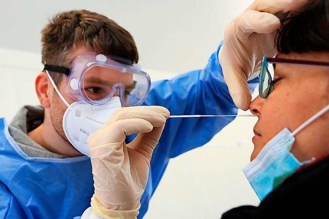 Corona-Newsblog: Mehr als drei Millionen Corona-Infektionen in Deutschland seit Pandemie-Beginn