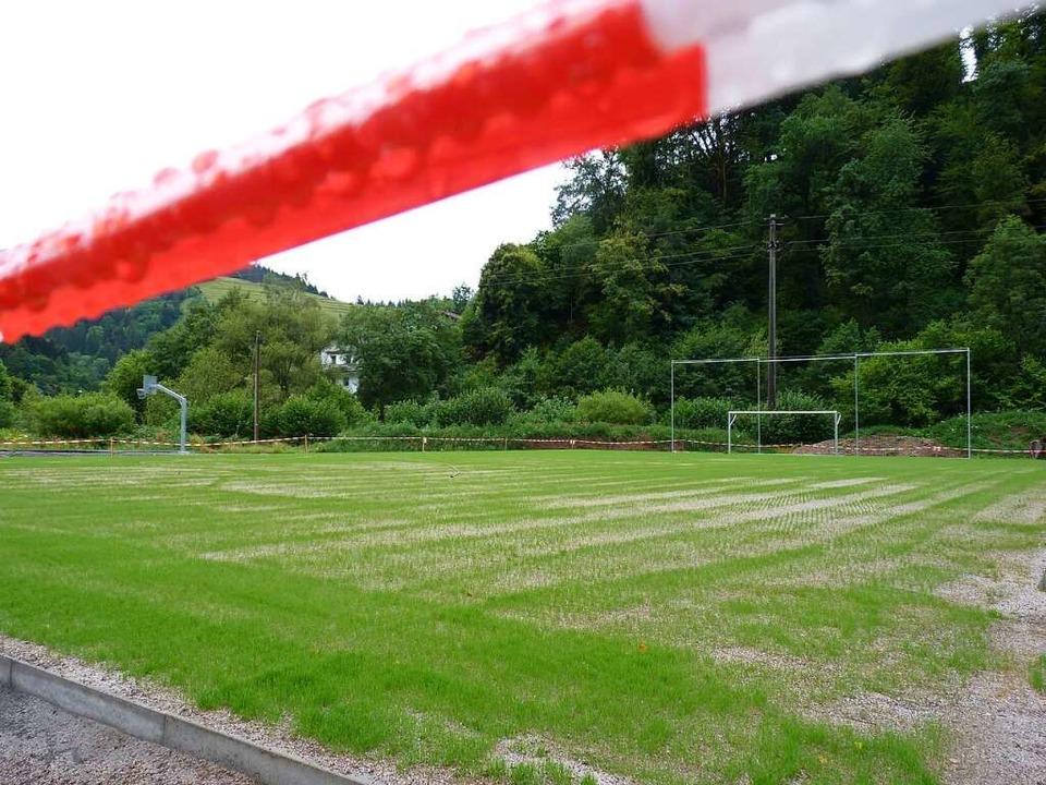 Die Südbadischen Fußballfelder werden vorerst leer bleiben.  | Foto: Sattelberger