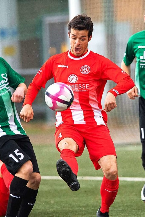 Hoffentlich bald wieder Ballbeschwörer: Simon Weißenberger.  | Foto: Wolfgang Scheu
