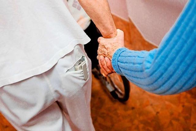 Keine Lockerungen für Pflegeheime im Raum Lahr in Sicht
