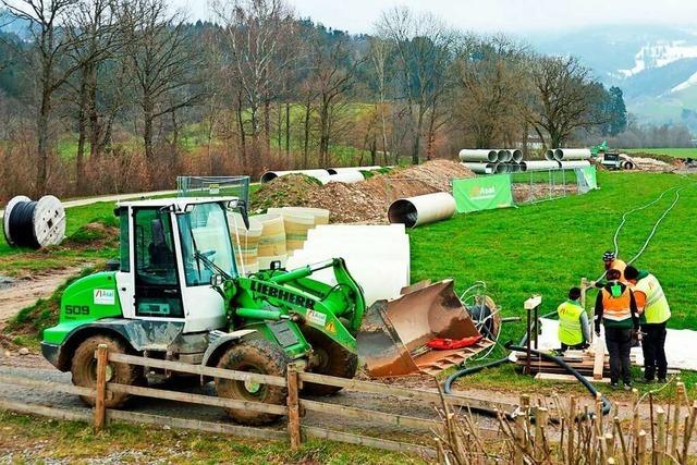 Leitung zu Kirchzartener Wasserkraftanlage muss neu gebaut werden