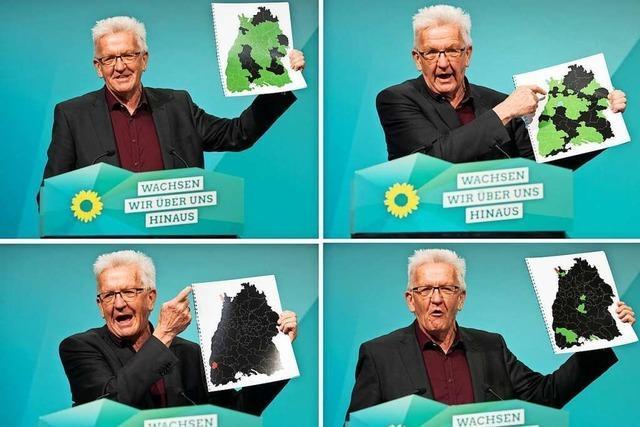 Das Ziel der Grünen heißt: Kanzleramt