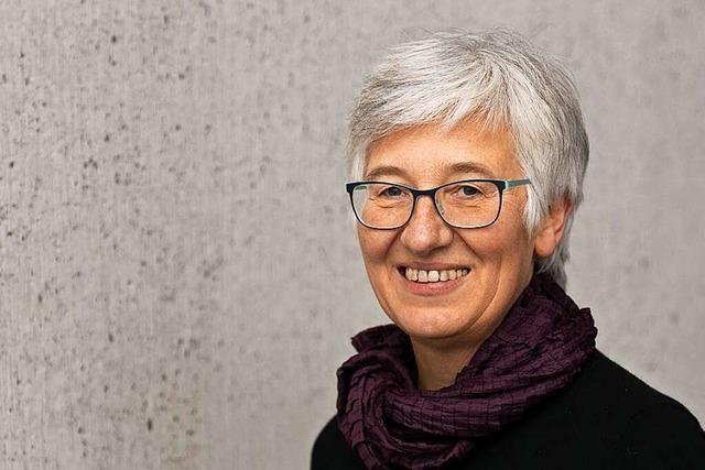 Irene Schumacher vom Freiburger Verein